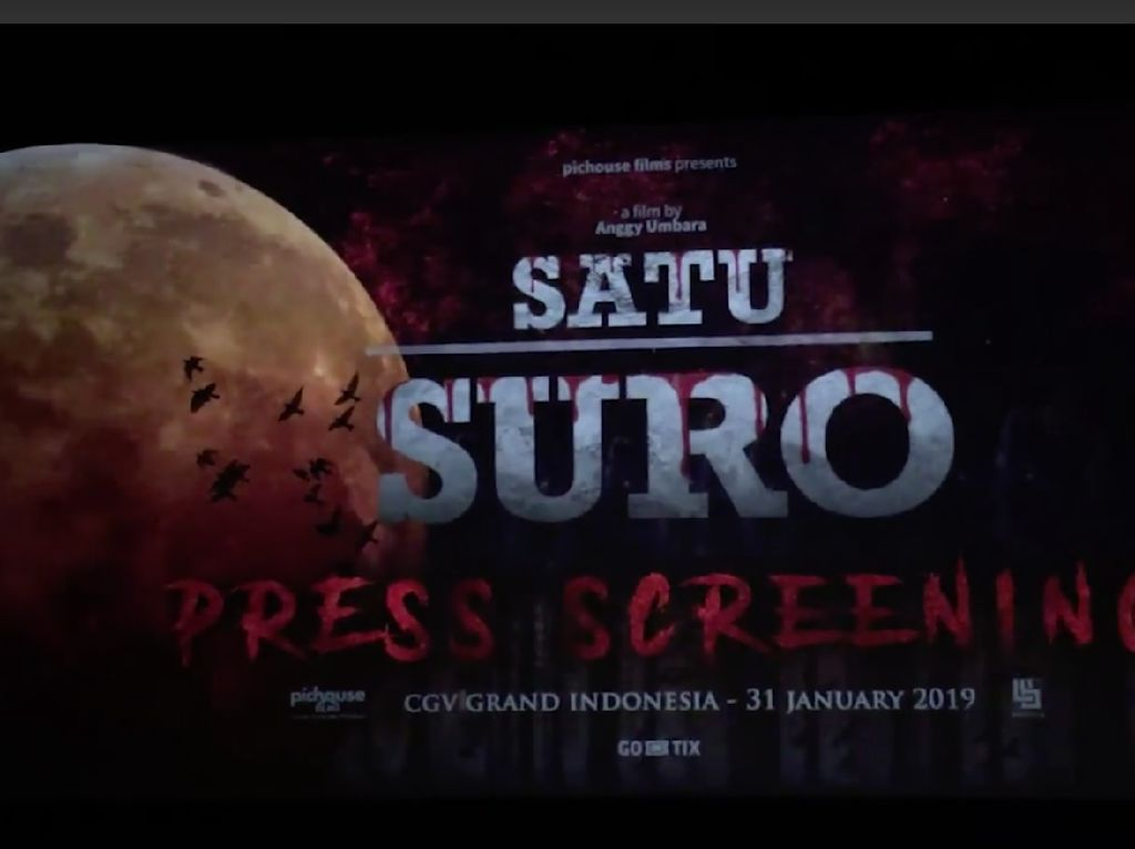 Satu Suro, Film Horor Penuh Kejutan