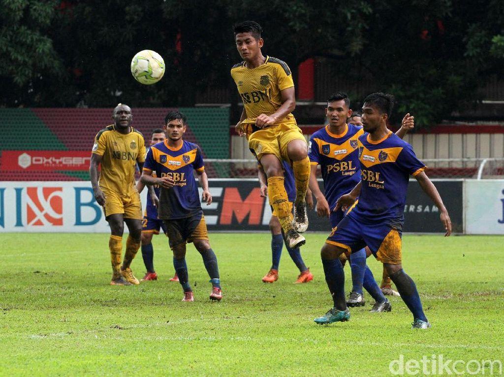 Kalahkan PSBL Langsa, Bhayangkara FC ke 16 Besar Piala Indonesia