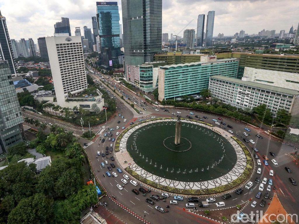Kemacetan Jakarta Disebut Turun, Ini 8 Penyebabnya Versi Dishub DKI