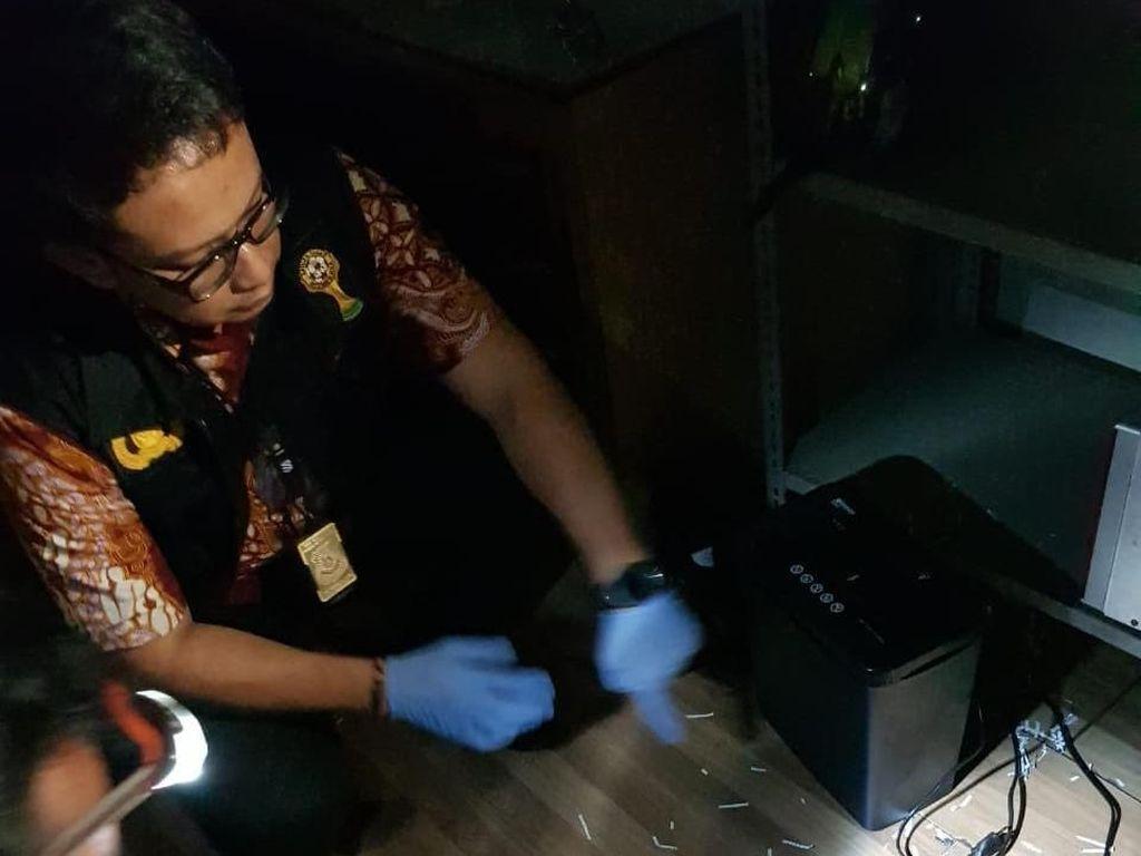 Geledah Kantor PT Liga, Polisi Duga Ada Bukti yang Sengaja Dihancurkan