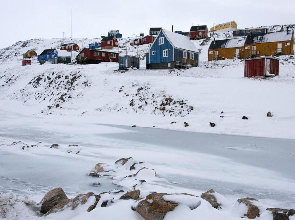 7 Fakta Menarik Greenland, Pulau Es yang Mau Dibeli Trump