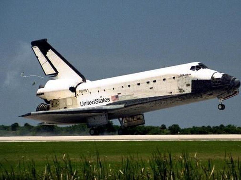 Mengenang Tragedi Pesawat Ulang Alik Columbia, 7 Astronot Tewas