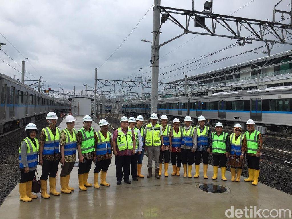 Kepala Bappenas Ingin Pembangunan MRT Libatkan Swasta