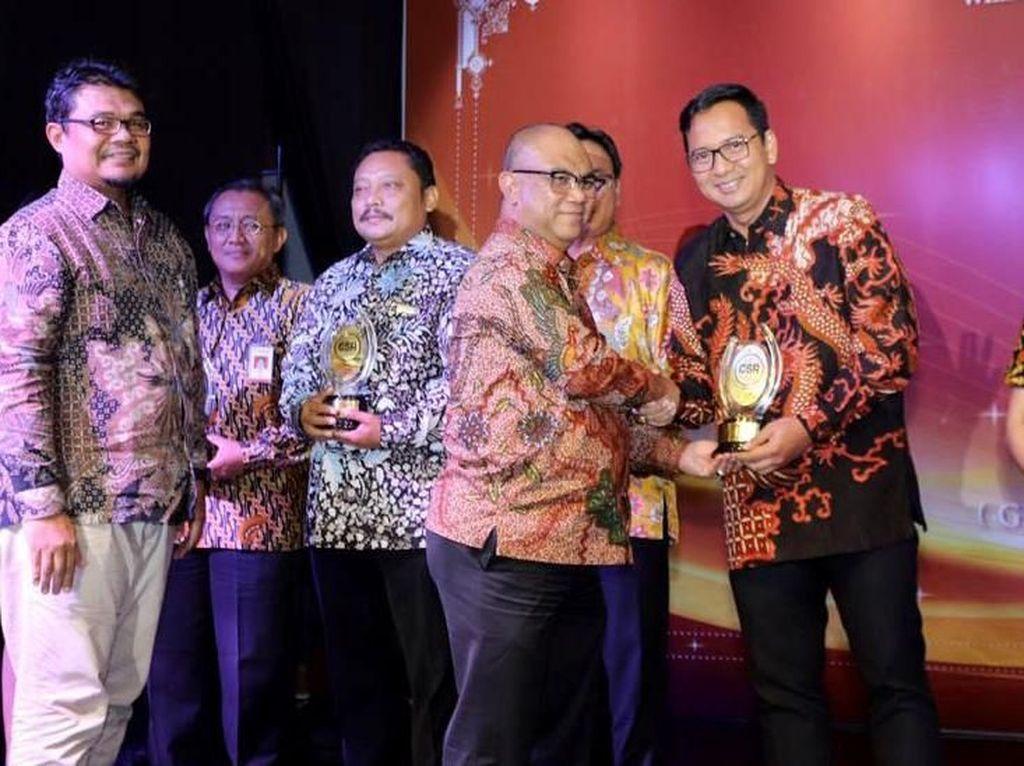 Apresiasi Pupuk Indonesia Atas Komitmen Lestarikan Lingkungan