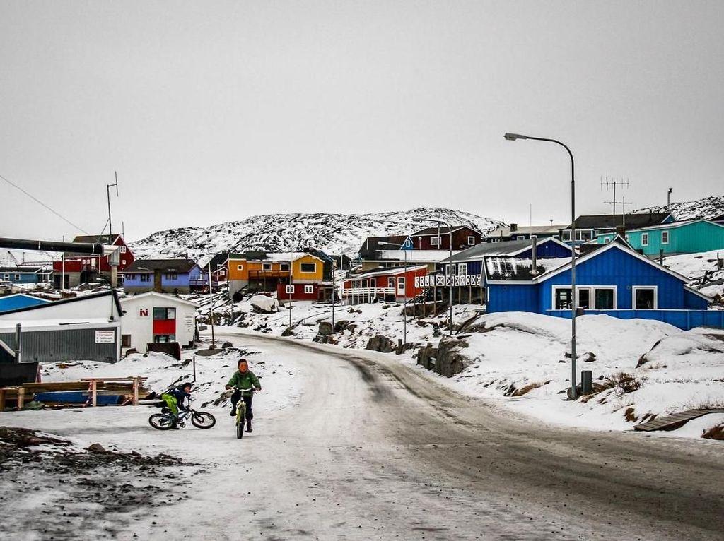 Foto: Seperti Ini Desa di Ujung Dunia