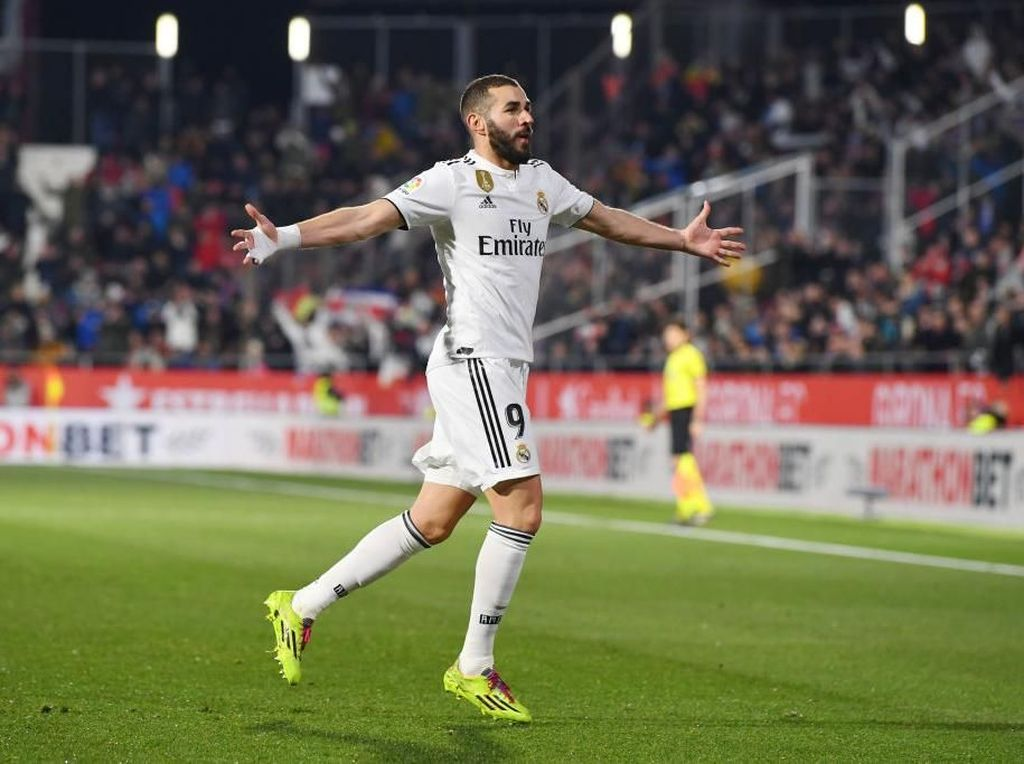 Benzema, Pemain Tersubur Keenam Real Madrid Sepanjang Masa