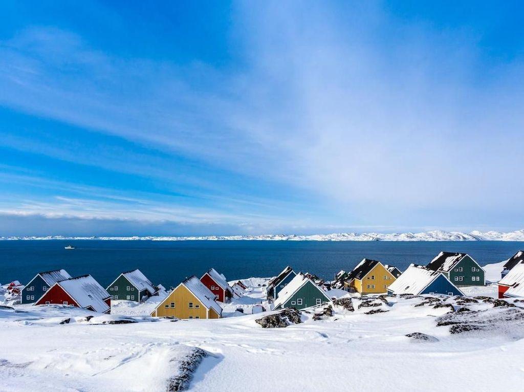 Inilah Desa di Ujung Dunia