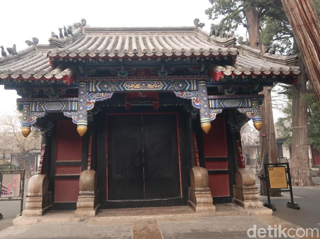 Kisah Pintu di China yang Hanya Dibuka 3 Kali Setahun