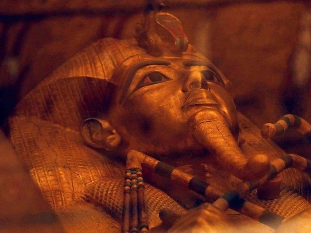 Renovasi Makam Rampung, Pengunjung Bisa Lihat Mumi Firaun dari Dekat