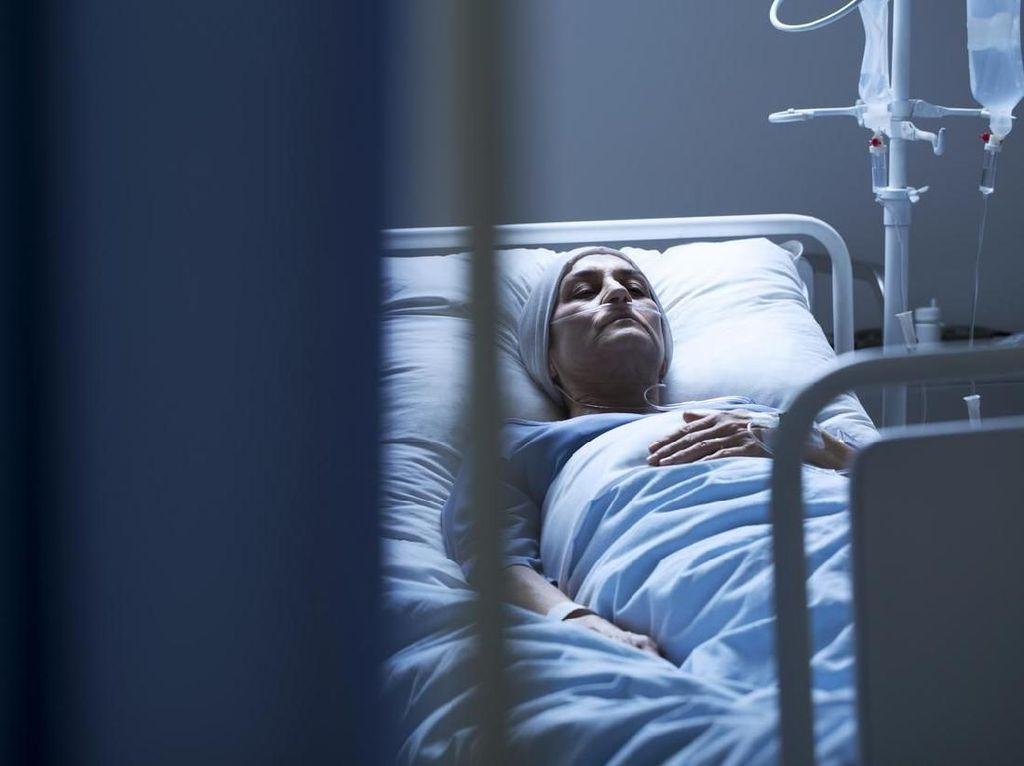 Ganasnya Kanker Usus Bisa Bikin Badan Kurus Kering