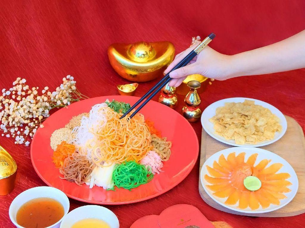 Menu Xin Nian Kuai Le dengan 9 Hidangan China Spesial Bisa Dinikmati di Restoran Ini