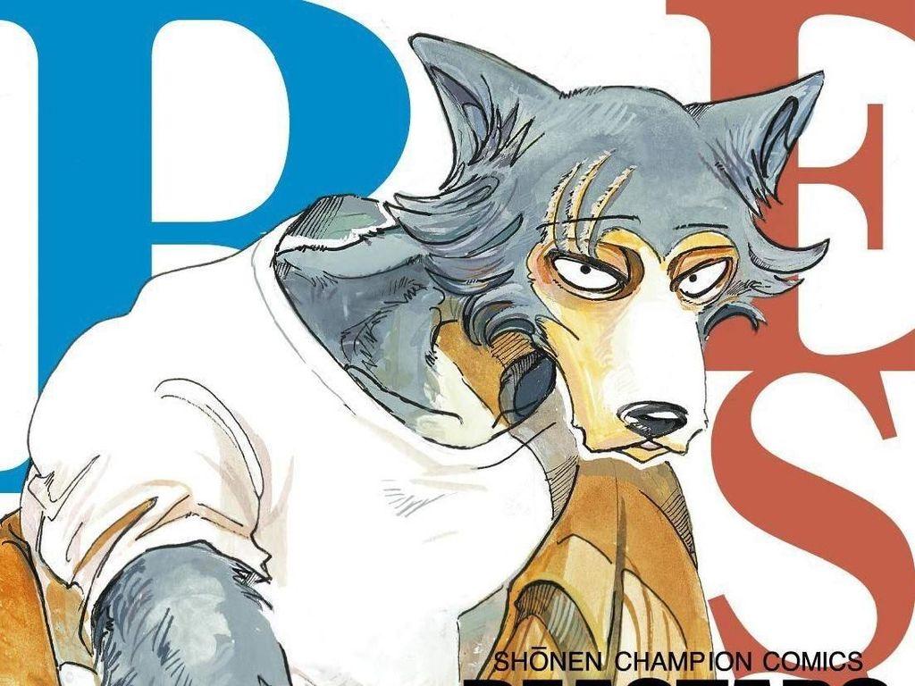Manga Beastras Raih Penghargaan di Prancis