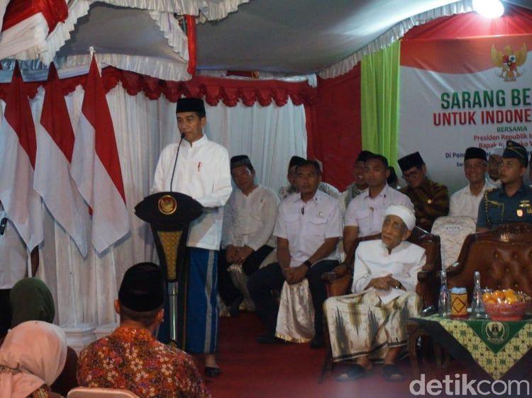Jokowi: 4 Tahun Saya Direndahkan dan Dimaki, Saya Sabar