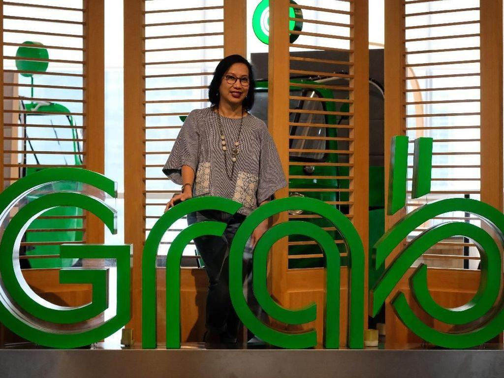 Neneng Goenadi Bicara soal Target Grab Indonesia