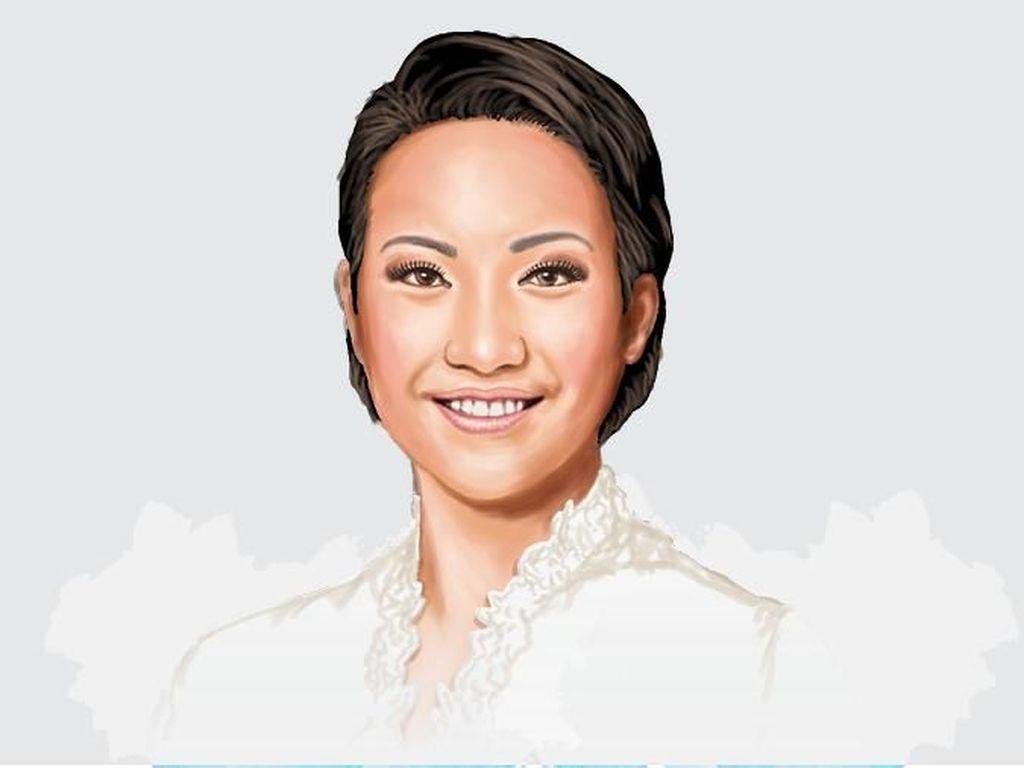 Keponakan Prabowo Diusung Gerindra Maju di Pilkada Tangsel