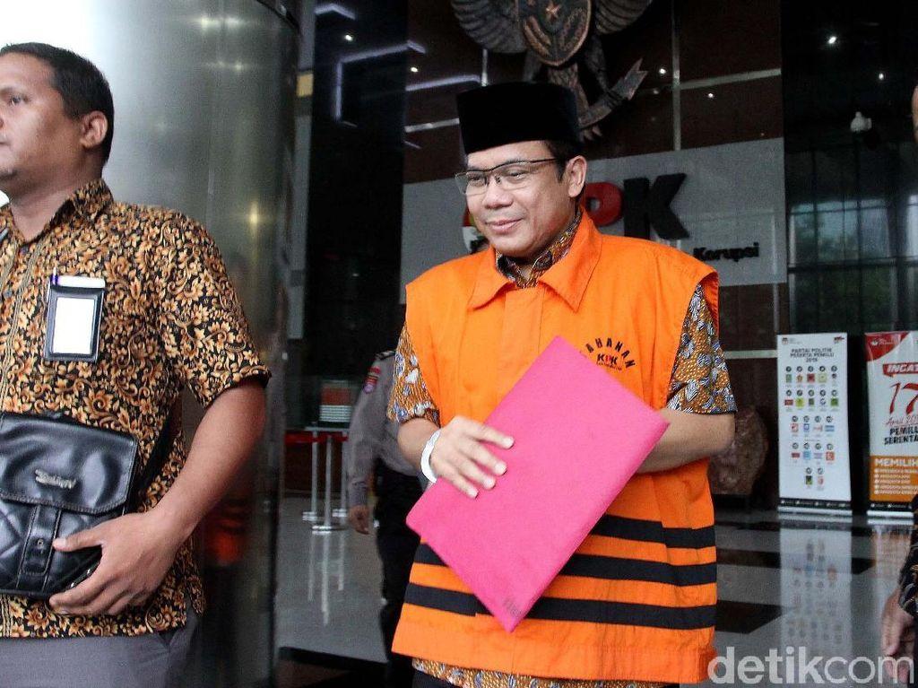KPK Panggil Tenaga Ahli Taufik Kurniawan Jadi Saksi Kasus Suap