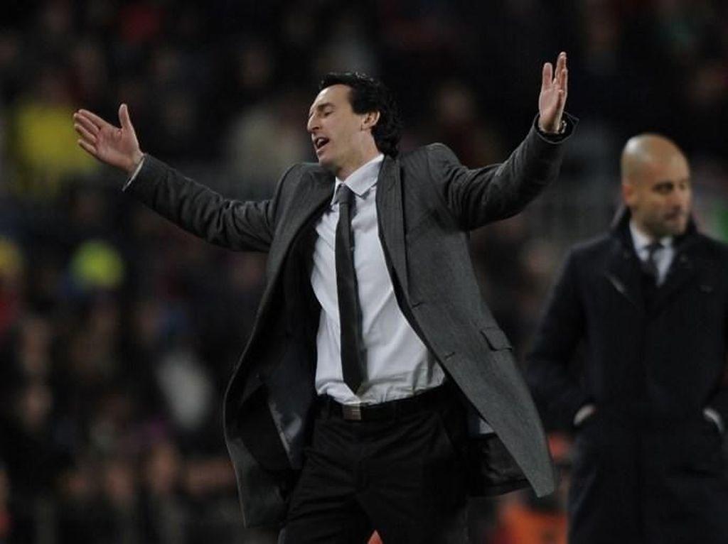 City Vs Arsenal: Emery Masih Mencari Kemenangan Pertama atas Guardiola