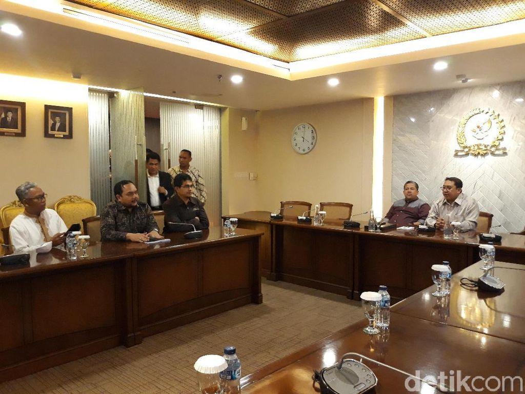 Merapat ke DPR, Buni Yani Cerita Kasusnya ke Fahri Hamzah-Fadli Zon