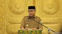 Kaji PSBB, Plt Gubernur Aceh Cerita Kebijakan Lebih Ekstrem: Jam Malam