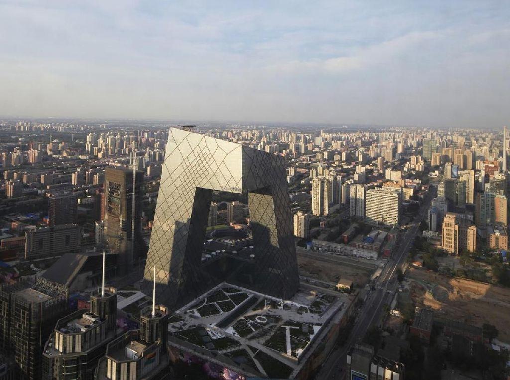 Melihat Kondisi Terkini Ibu Kota China