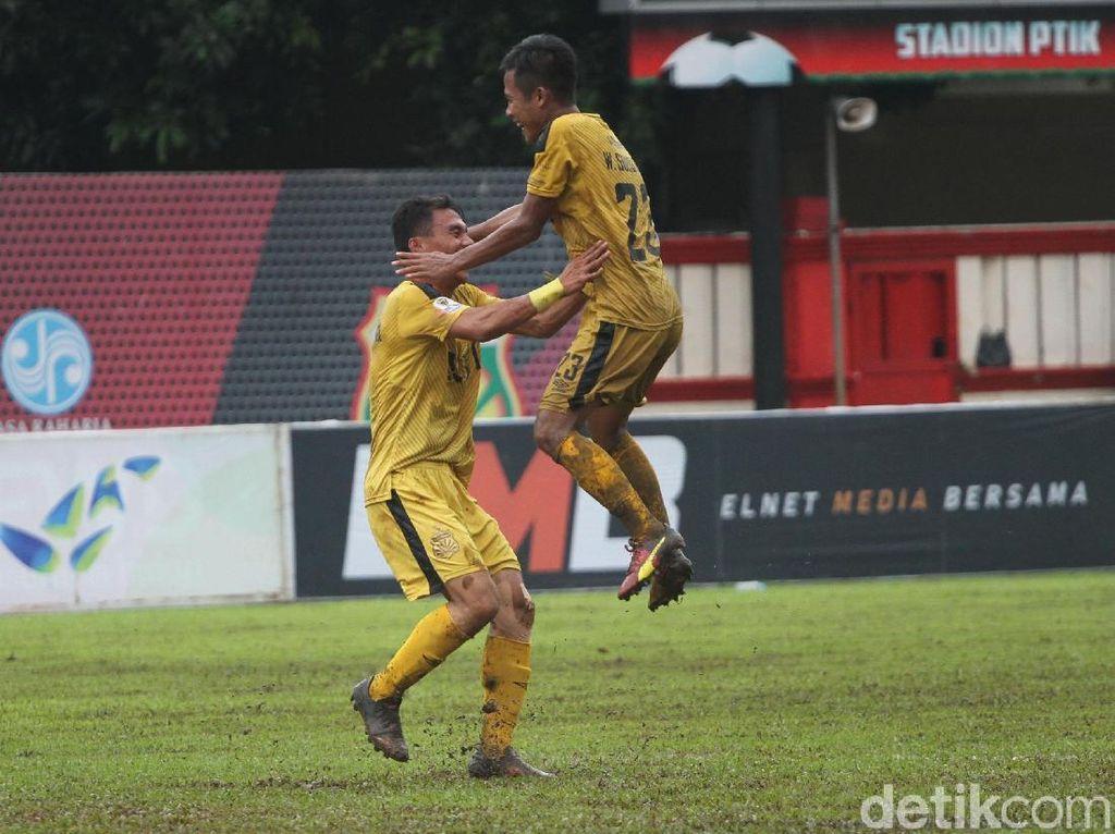 Susah Payah Kalahkan PSBL, Bhayangkara FC Lolos 16 Besar Piala Indonesia