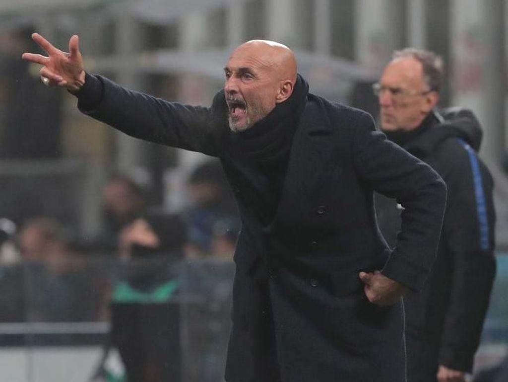 Spalletti: Harusnya Ada Penalti Lainnya untuk Inter