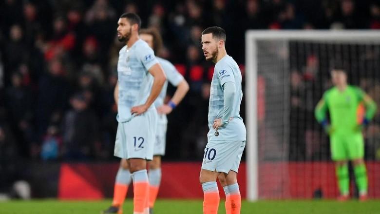 Chelsea Kalah Telak 0-4 Di Laga Terakhir Melawan Bournemouth