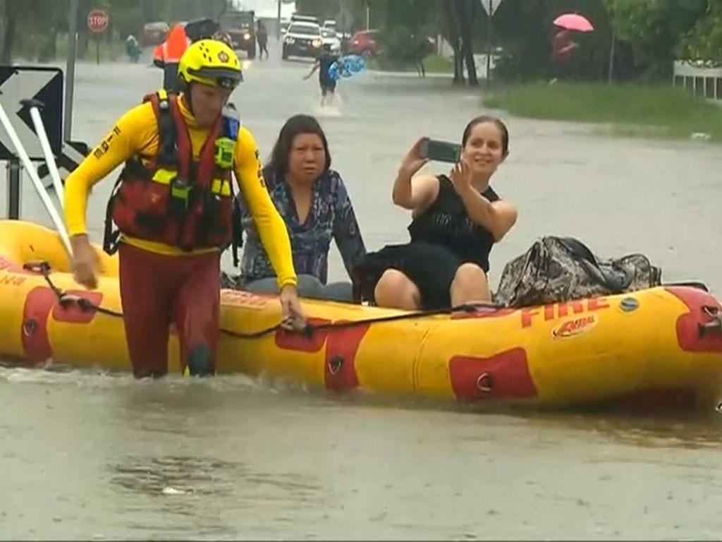 2 Jasad Ditemukan Usai Banjir Sekali dalam Seabad di Australia