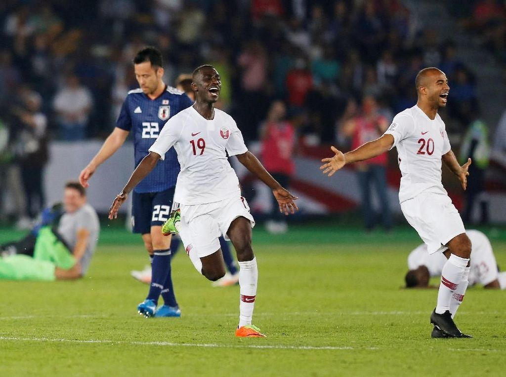 Kalahkan Jepang, Qatar Juara Piala Asia 2019