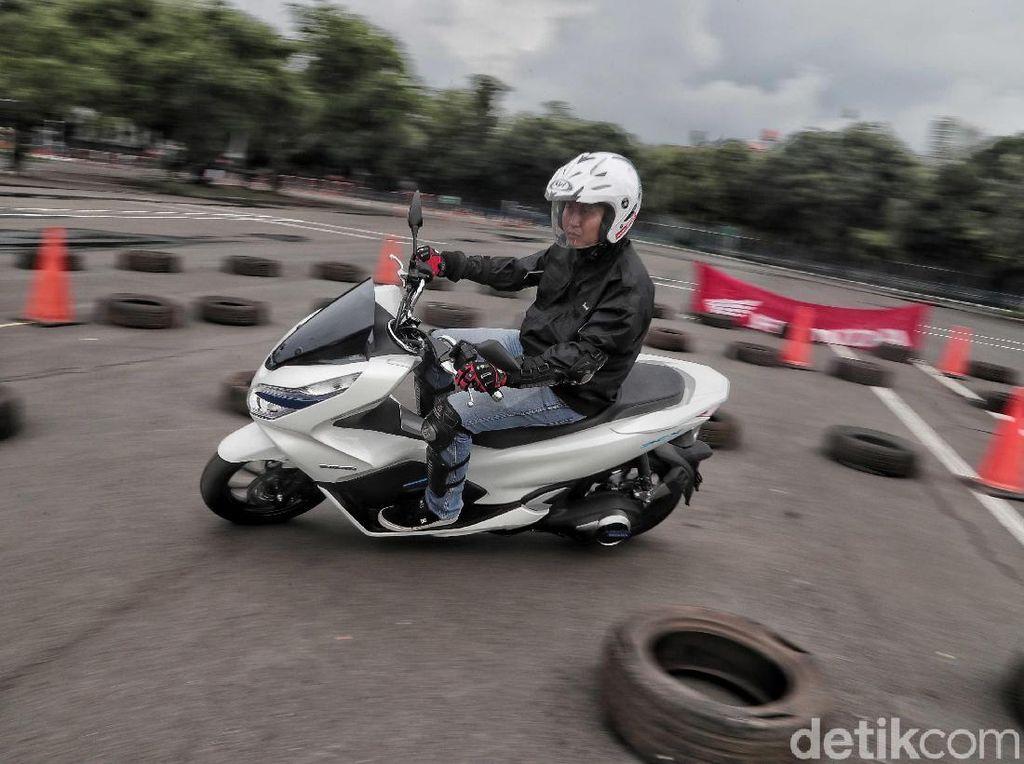 Ribuan Unit PCX Ludes di Jakarta Fair Kemayoran 2019