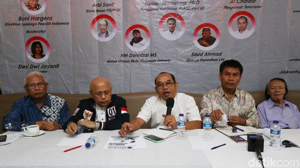 Diskusi Seru Indonesia Barokah dan Perang Melawan Hoax