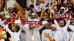 Sambutlah Raja Asia yang Baru, Qatar