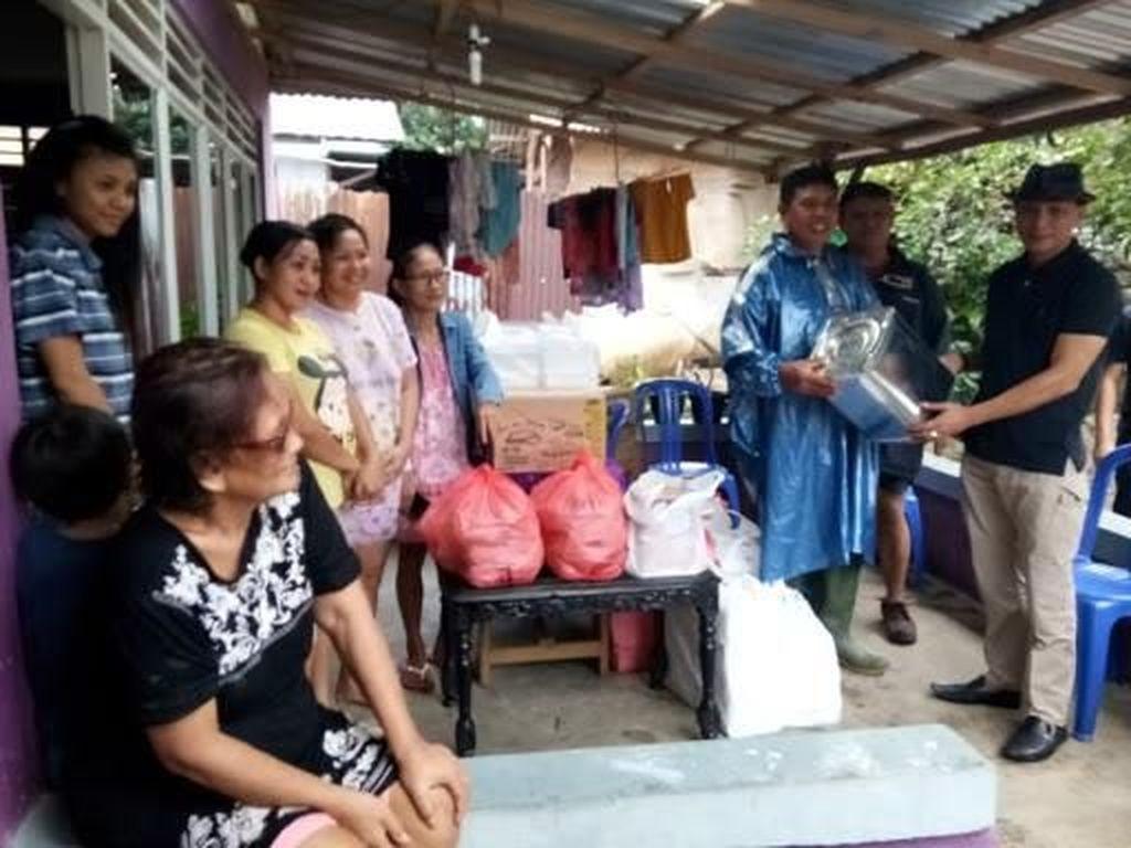 Pemprov Sulut Salurkan 7.082 Paket Bantuan untuk Korban Banjir
