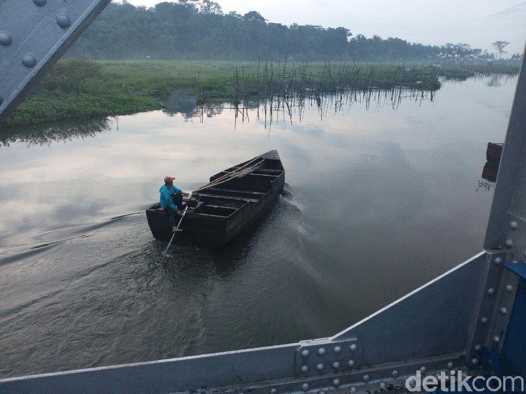 Dongeng Ular di Balik Asal-usul Rawa Pening di Jawa Tengah