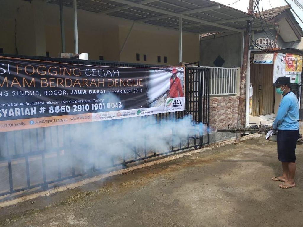 Angka DBD di DKI Jakarta Sentuh 876 Kasus