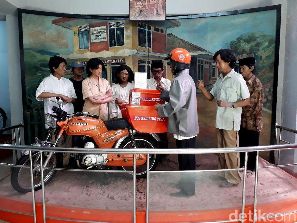 Yuk, Bernostalgia di Museum Pos Indonesia