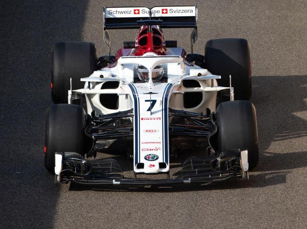 Sambut F1 2019, Sauber Ganti Nama Jadi Alfa Romeo Racing
