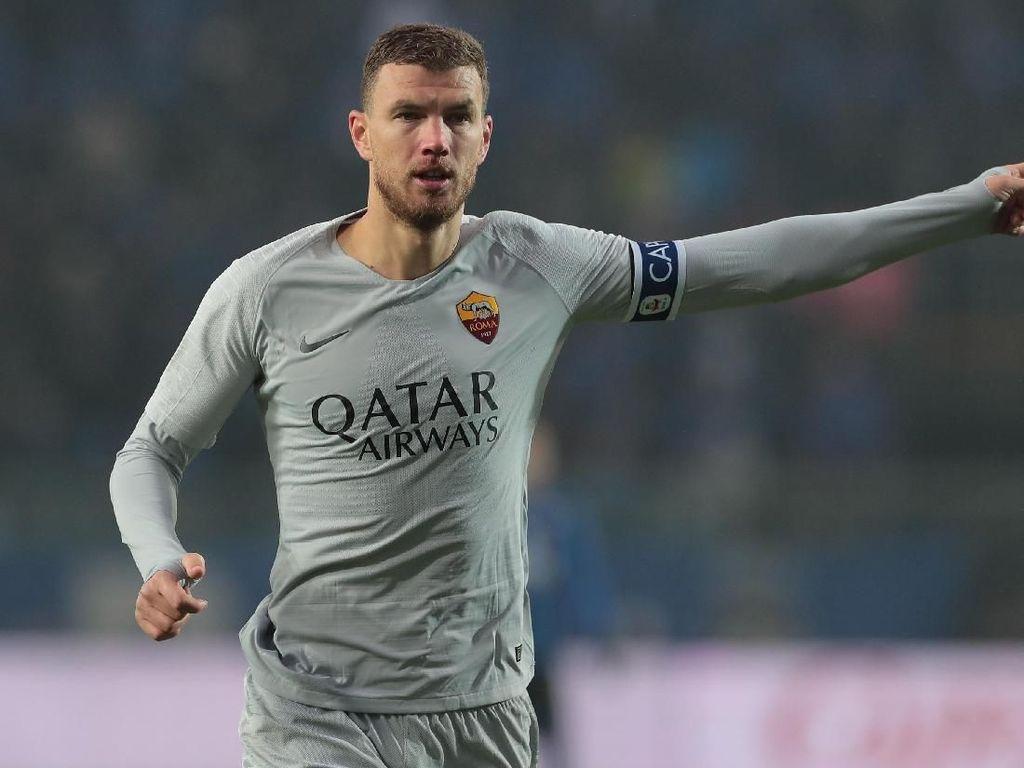 Edin Dzeko Terima Pinangan Inter Milan?