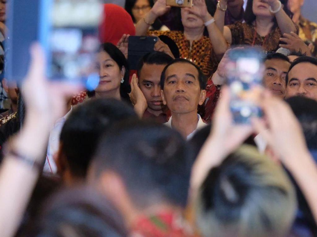 Jokowi: Bubar-Punah Saja Sendiri, Jangan Ajak Rakyat Indonesia!