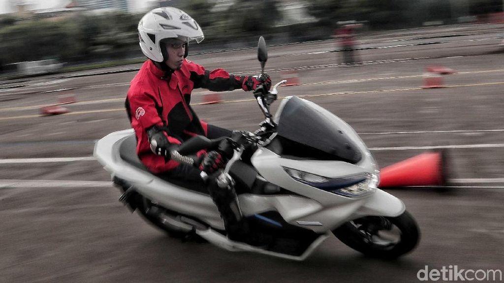 Sensasi Motor Listrik Pertama Honda
