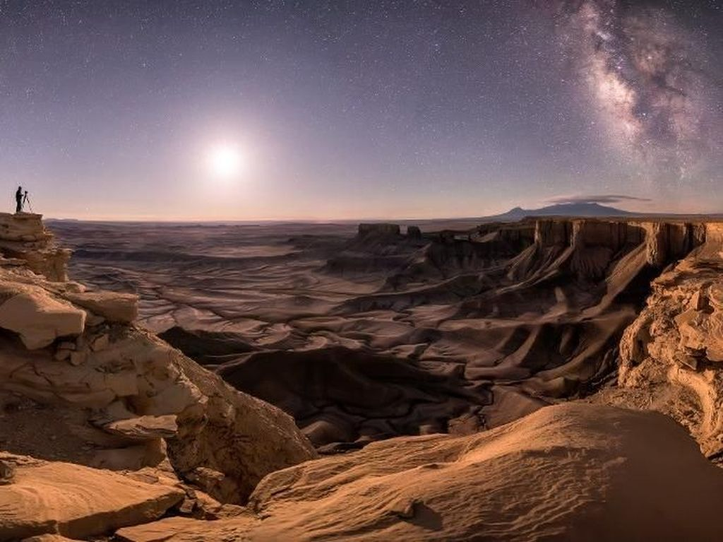 Deretan Jawara Foto Astronomi, Karyanya Memesona!