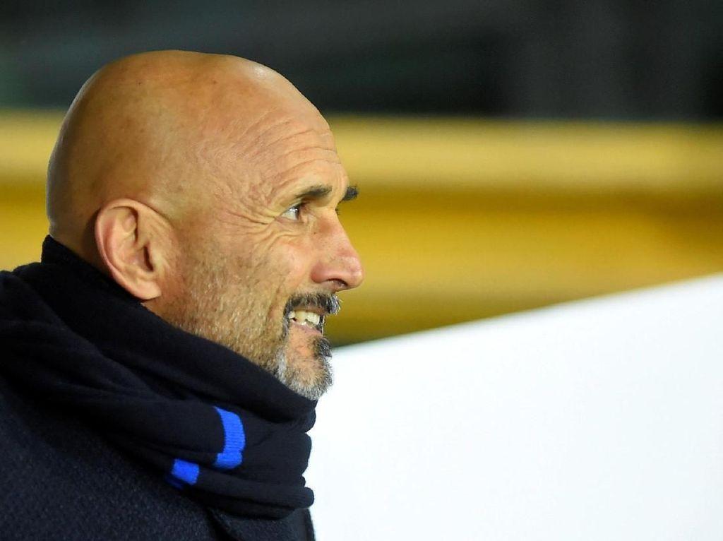 Pemilik Inter: Terima Kasih dari Hati Terdalam, Spalletti