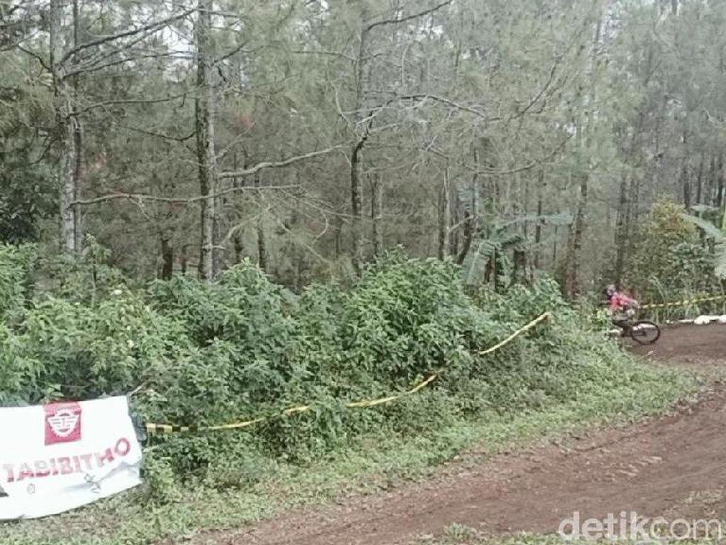 Watulawang Park, Lokasi Ekstrem Uji Nyali Bersepeda di Nganjuk