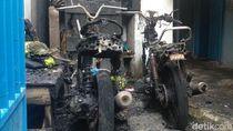 Polisi Kantongi Data Terkait Kejadian Pembakaran Kendaraan