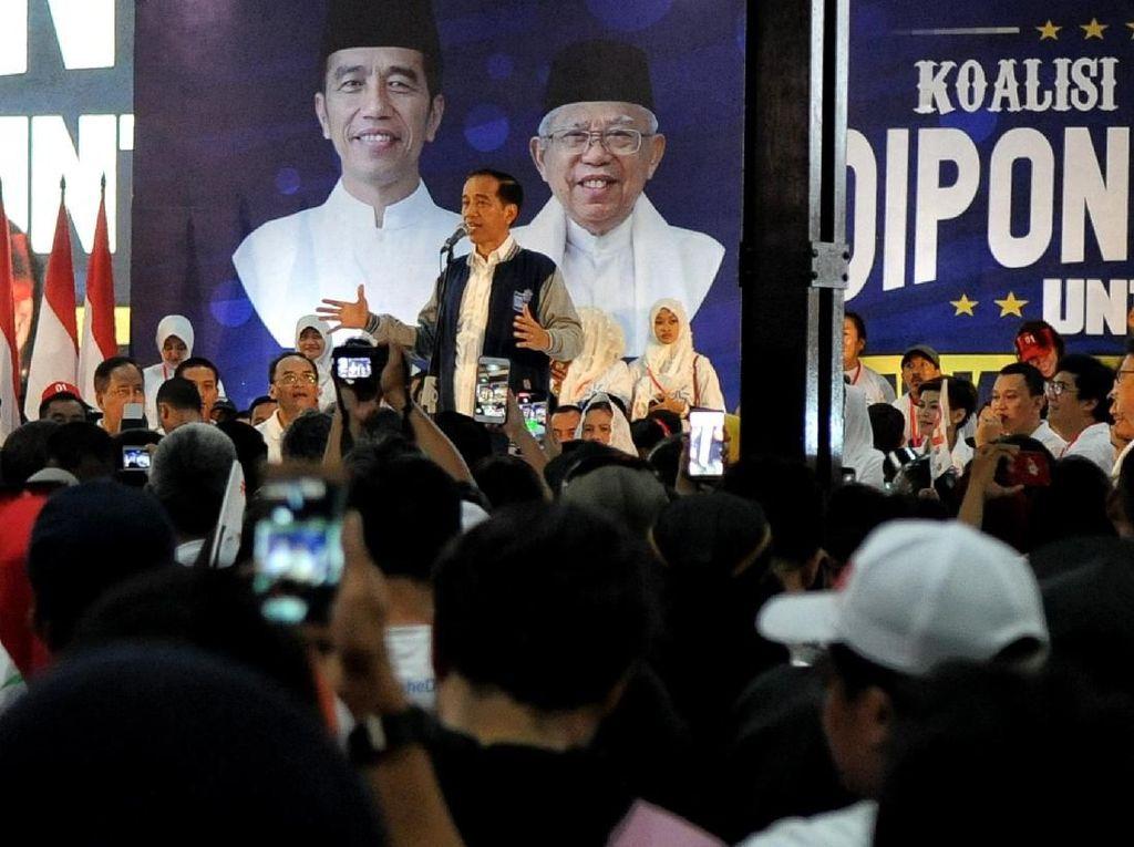 TKN Jokowi Tepis BPN Prabowo: Tak Ada Anggaran untuk Survei LSI
