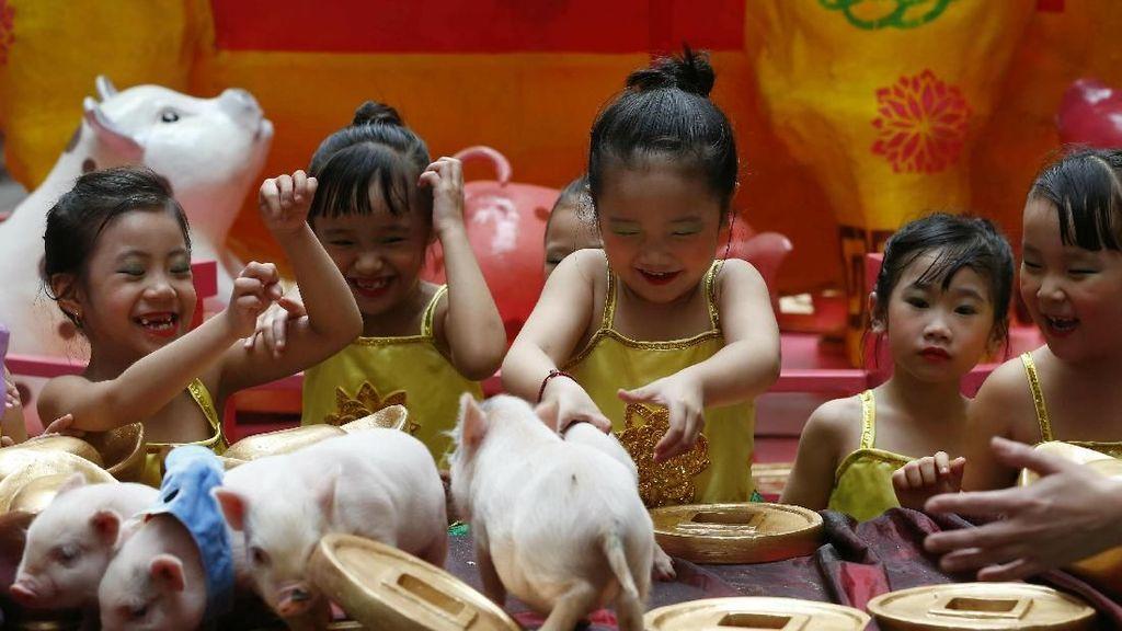 Mengintip Persiapan Menyambut Imlek di Berbagai Negara