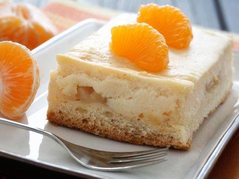 Mandarin cheese cake/