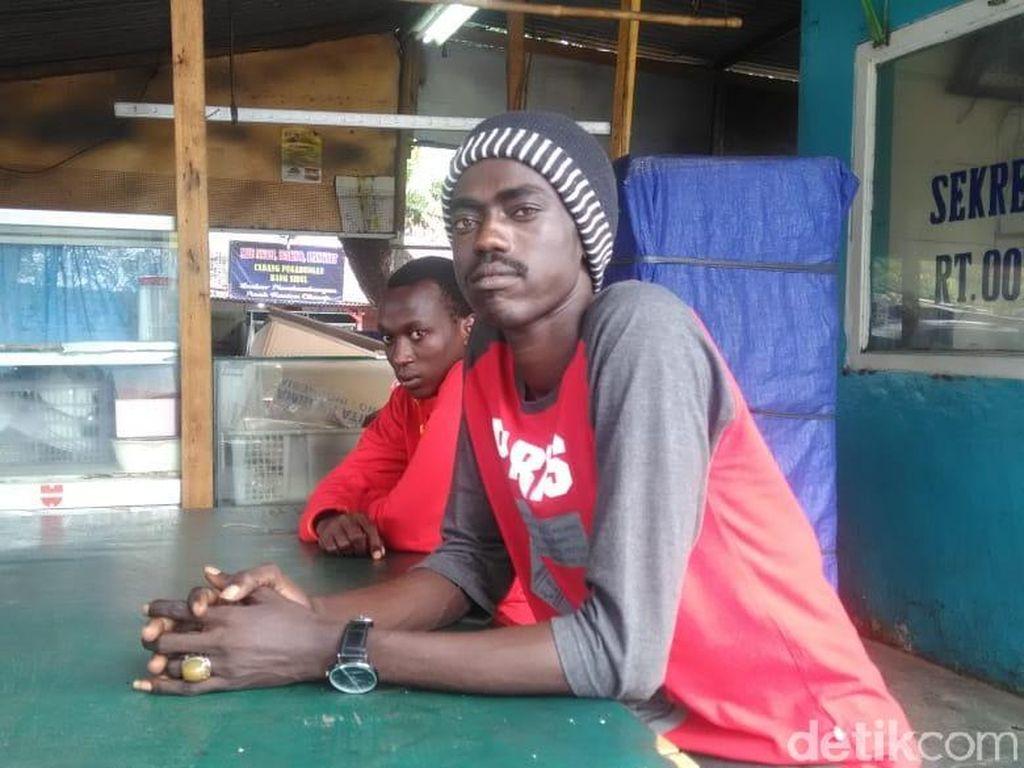 Pengungsi Sudan di Kalideres: Keluargaku Dibantai Janjaweed