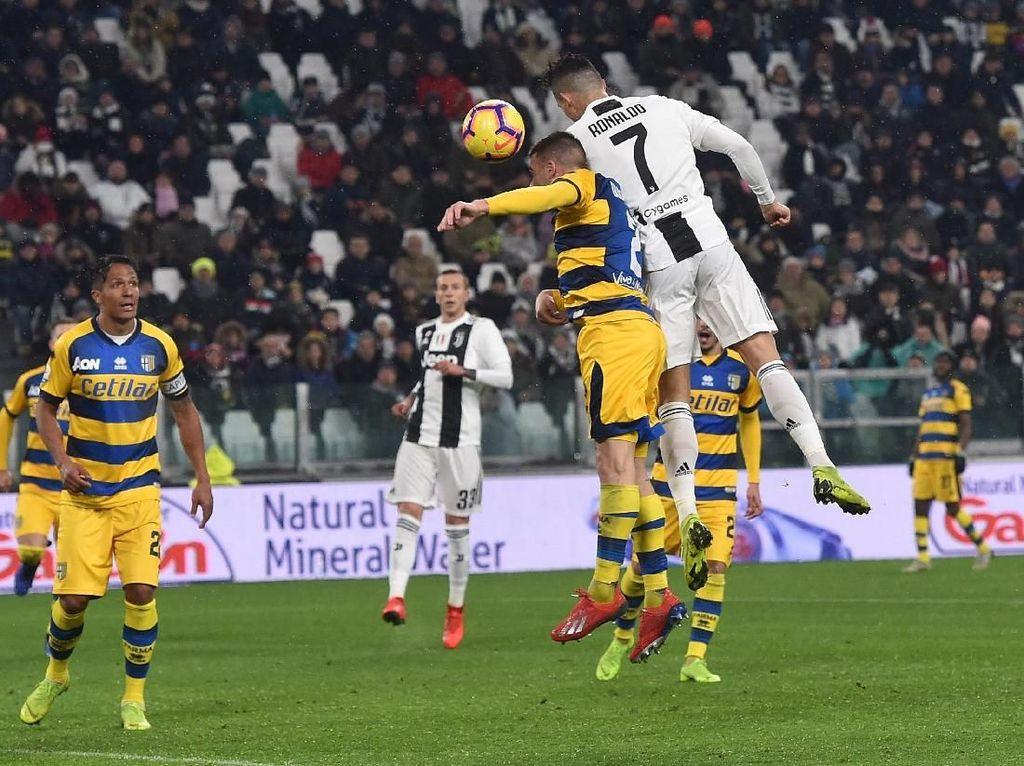 Hasil Liga Italia: Dramatis! Juventus Diimbangi Parma dengan Gol Injury Time