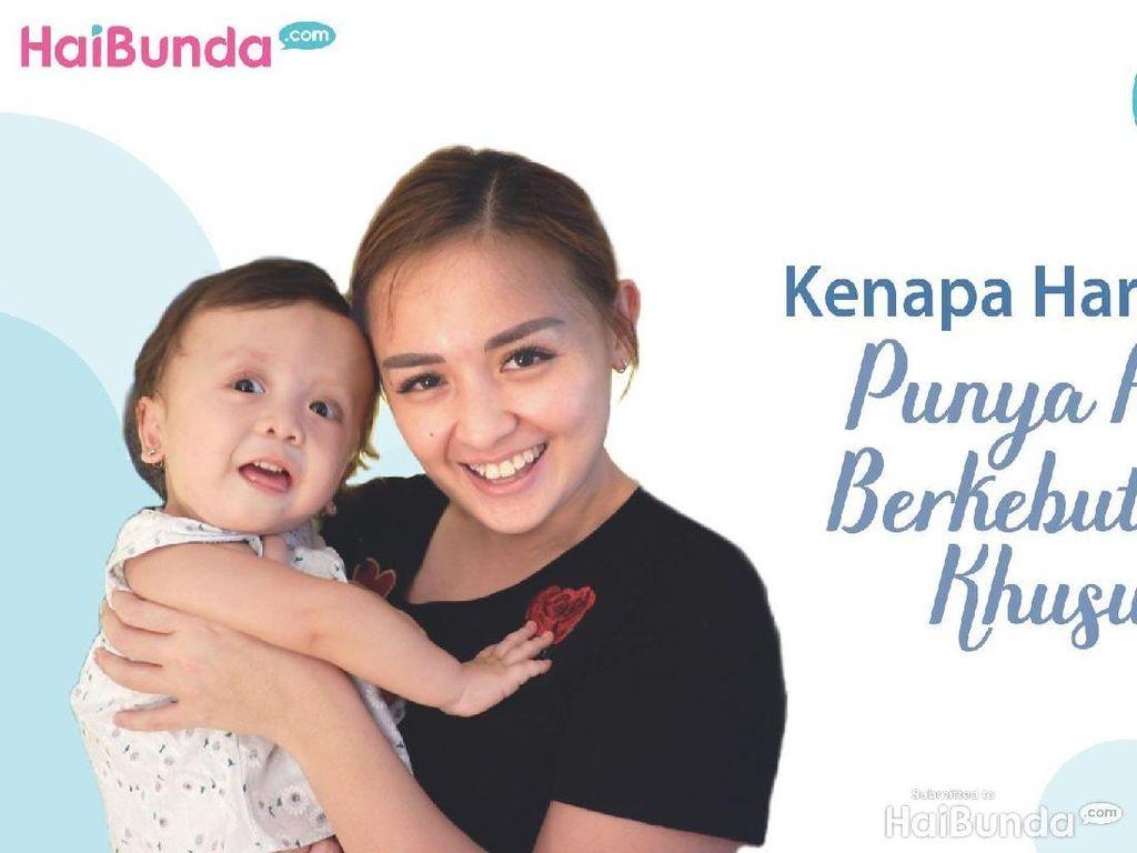 Simak Intimate Interview Joanna Alexandra Tak Malu Punya Anak Spesial